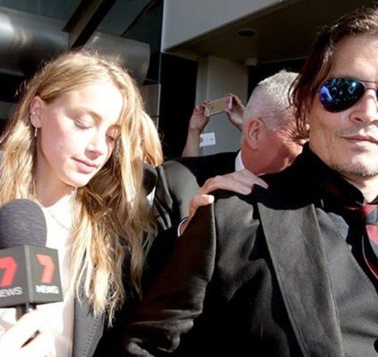 Johnny Depp tukao ženu?