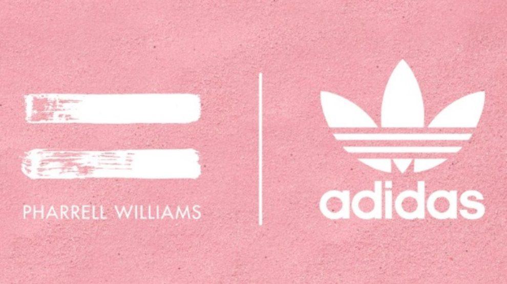 Pink Beach – nova kolekcija adidasa i Pharrella!