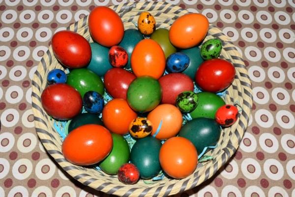 Recepti sa kuvanim jajima