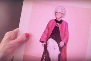 Stogodišnjakinja na naslovnici Voguea!