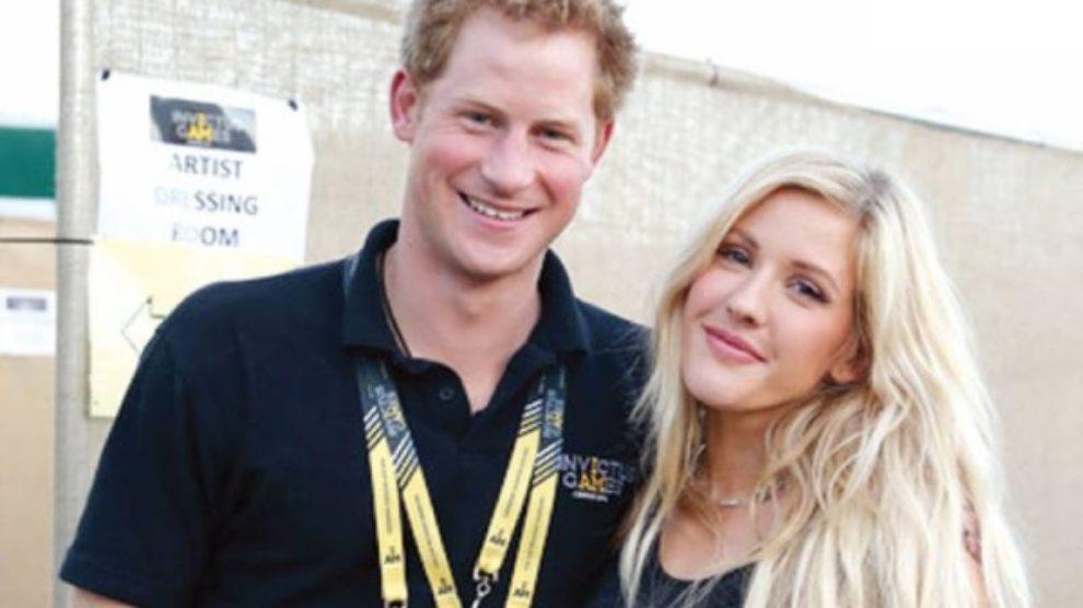 Nova kraljevska romansa: princ Harry i Ellie Goulding