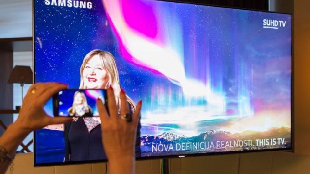 Nova generacija Samsung SUHD televizora