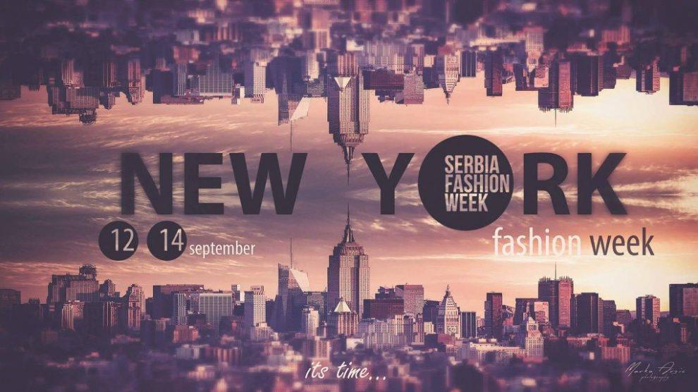Srpski dizajneri na nedelji mode u Njujorku