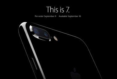 Šta nam donose iPhone 7 i iPhone 7 Plus