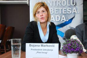 Bojana Marković – najslatkiš u borbi protiv dijabetesa