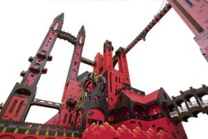 Velika izložba Lego kreacija u Beogradu