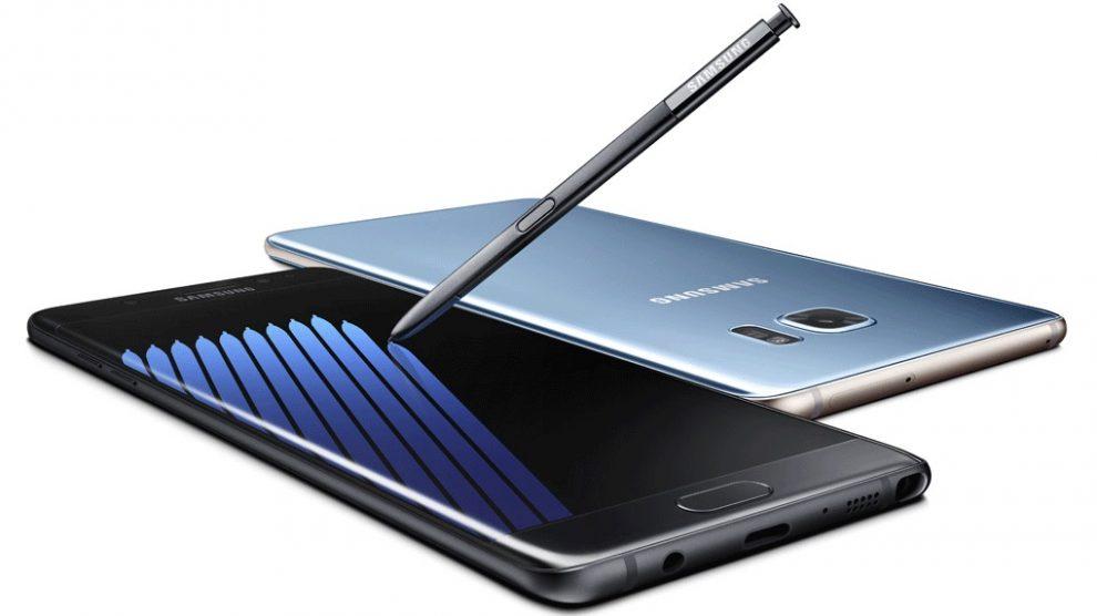 Samsung zamena Galaxy Note7 uređaja