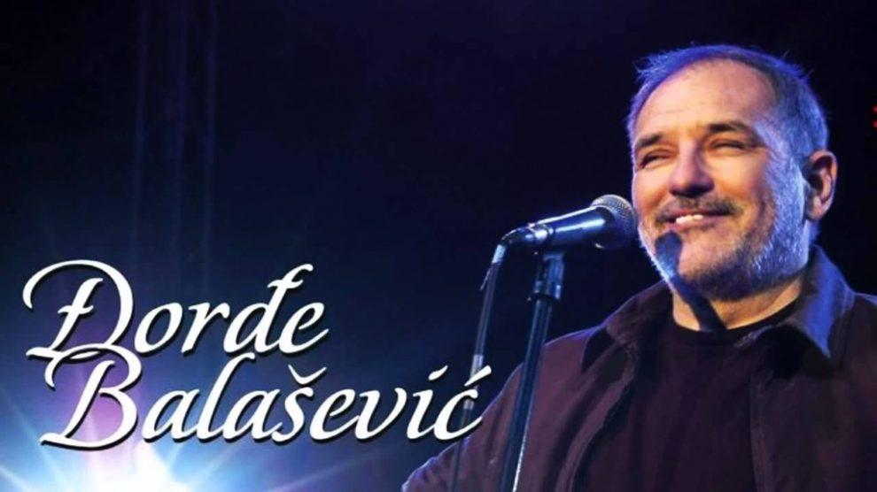 Đorđe Balašević peva u Kombank Areni!