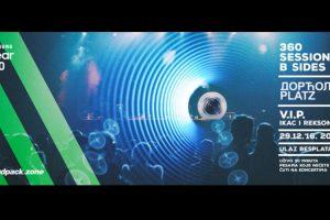 360 video koncert