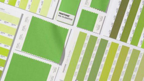 Greenery je Pantone boja godine 2017