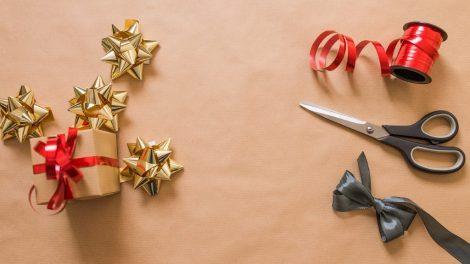 Praktične ideje za uvijanje poklona
