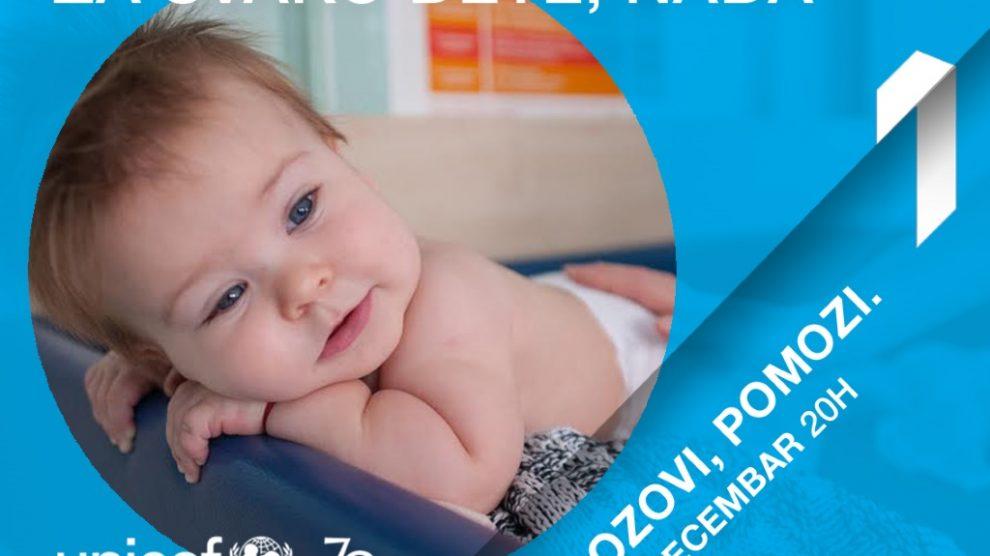 Rođendanski UNICEF Teleton