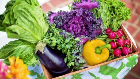 Kako jesti više povrća?