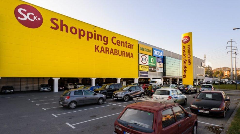 Zabava za najmlađe: Shopping centar Karaburma