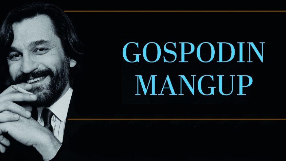 Gospodin mangup monografija o Gagi Nikoliću