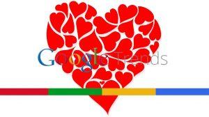 Kako se Dan zaljubljenih vidi na Guglu?
