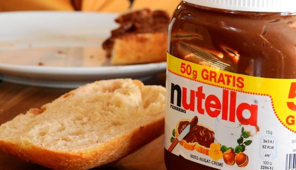 Kako se pravi Nutella?