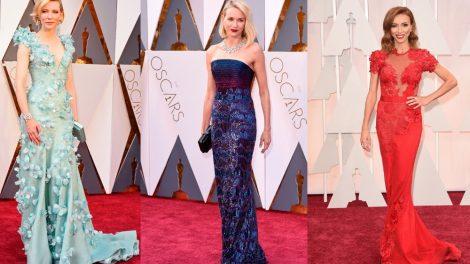 Najbolje Oscar haljine svih vremena