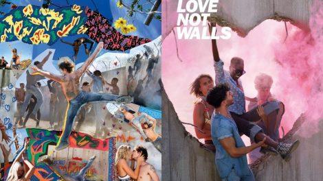 Rušite zidove širite ljubav!