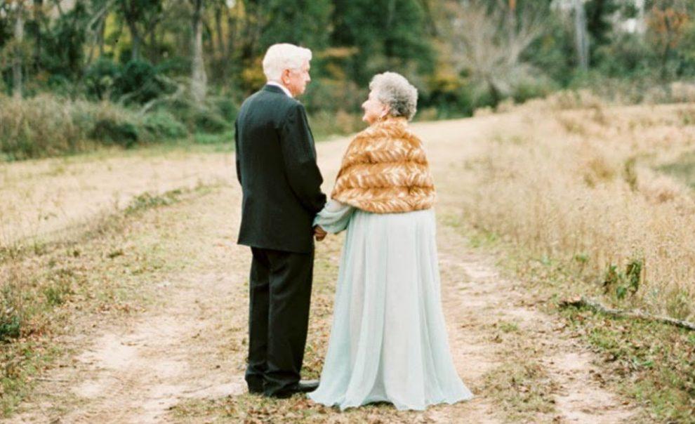 Slike prave ljubavi koja traje preko 60 godina