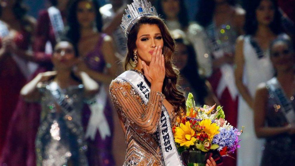 Viralni ples Miss Holandije na izboru za Miss Univerzuma