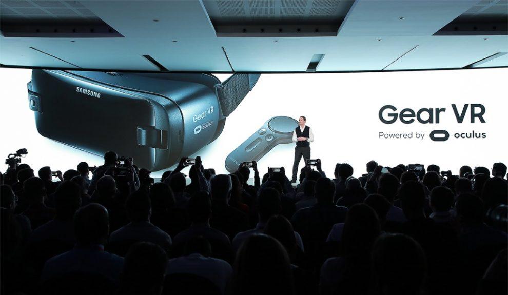 Samsung predstavio novi Gear VR uređaj sa upravljačem