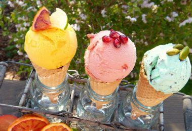 Prvi sladoled od otpadaka hrane