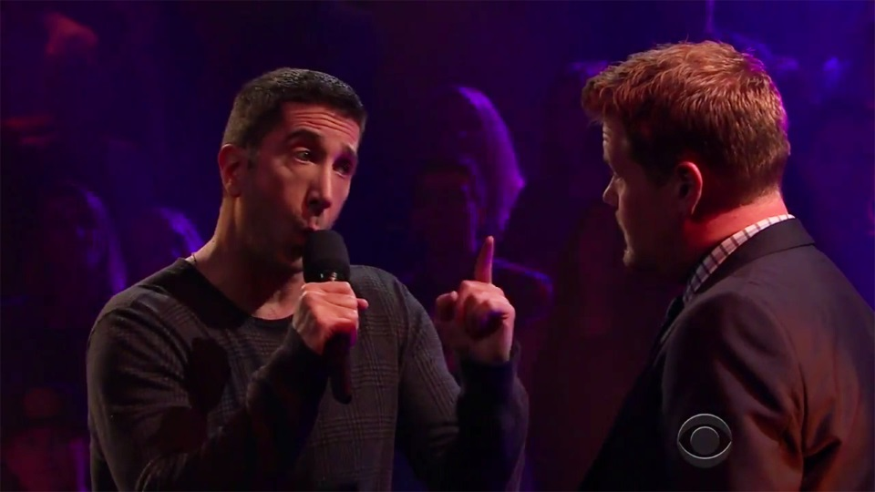 David Schwimmer i James Corden okršaj koji će vas nasmejati do suza!