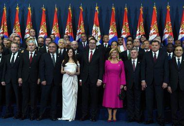 Inauguracija predsednika Srbije – moda sa crvenog tepiha