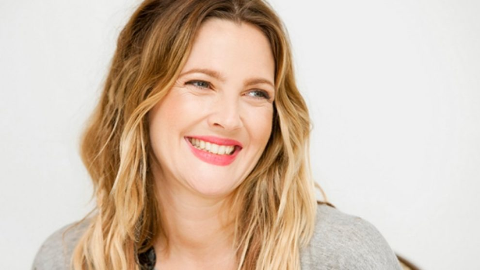 Make up rutina Drew Barrymore