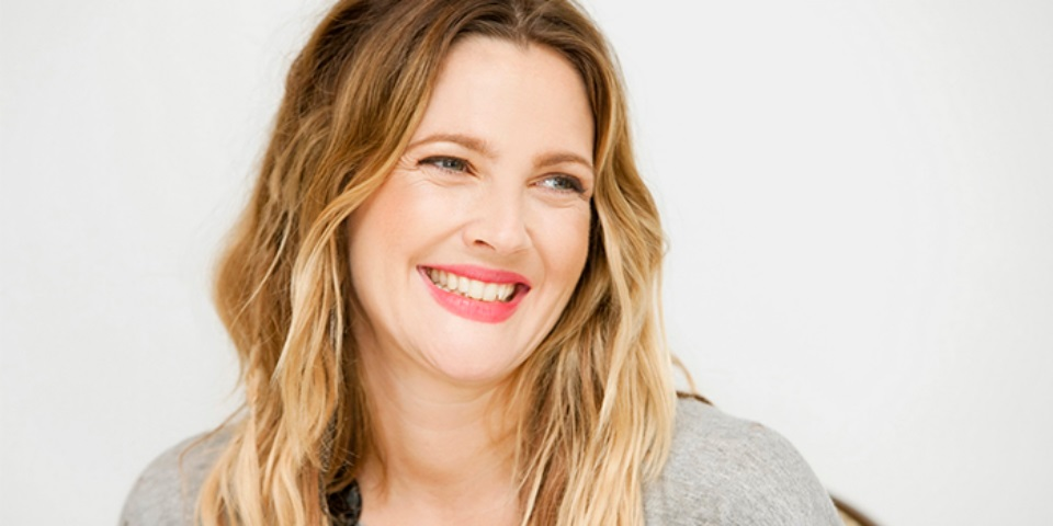 Make up rutina Drew Barrymore