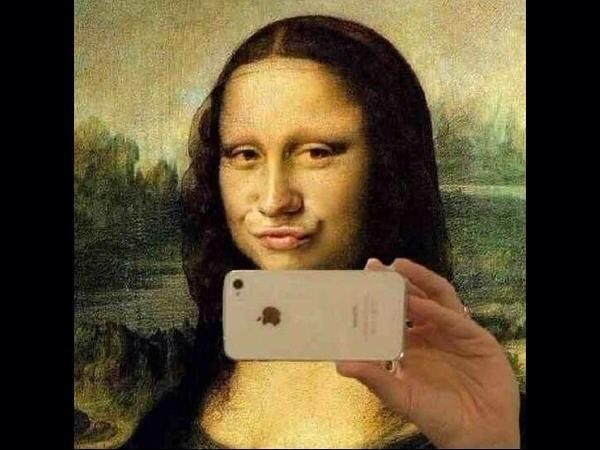 narcis Mona Liza