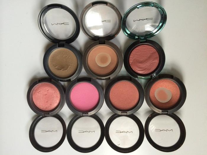 letnji makeup trend