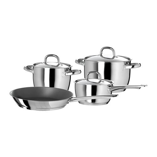ikea proizvodi OUMBÄRLIG set za kuvanje