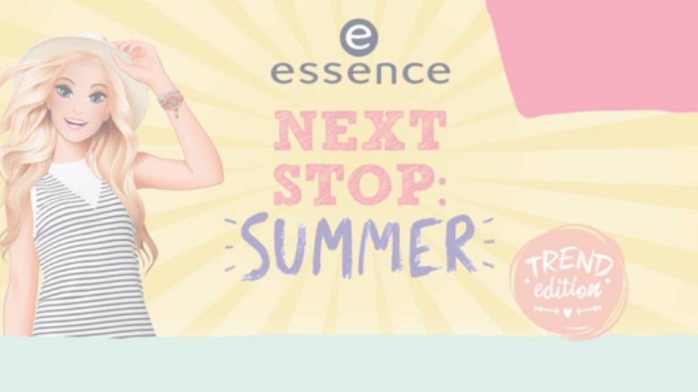 Next stop Summer – nova kolekcija essence šminke