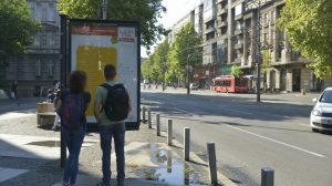 Poezija na ulicama Beograda – za lepšu prestonicu