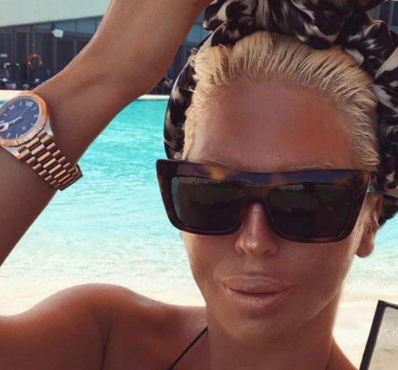 Kraljica Photoshopa: Jelena Karleuša kakva zaista jeste