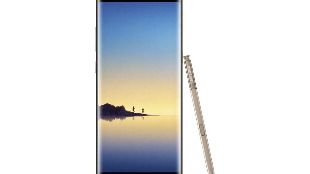 Samsung predstavio Galaxy Note8