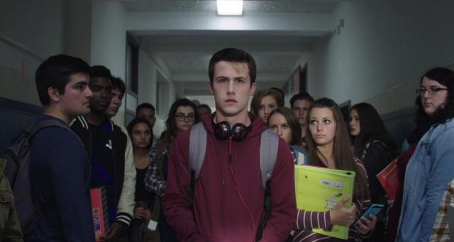13 razloga zašto, klej hoda hodnikom škole