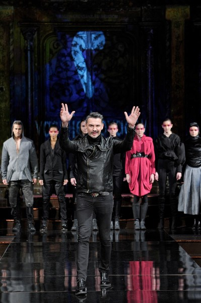 vasilije kovačev na new york fashion weeku