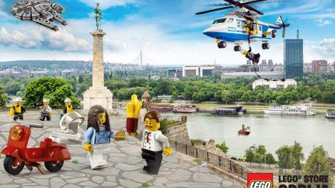 Prvi LEGO Store Srbija od 14. septembra u Beogradu!