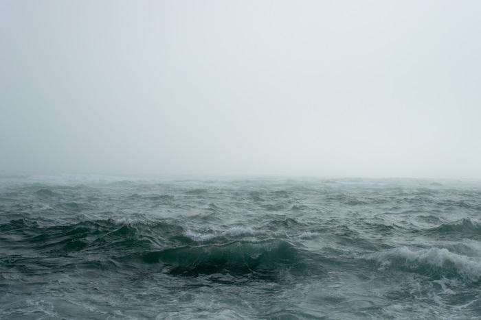 nemirmo more kao metafora za kako se izboriti sa gubitkom voljene osobe