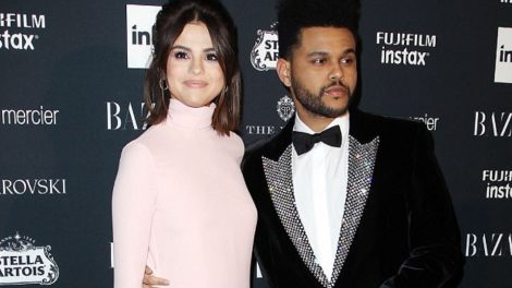 Raskinuli Selena i The Weeknd!