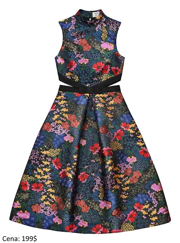 ErdemxHM cvetna haljina