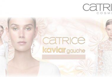 Catrice limitirana kolekcija Kaviar Gauche