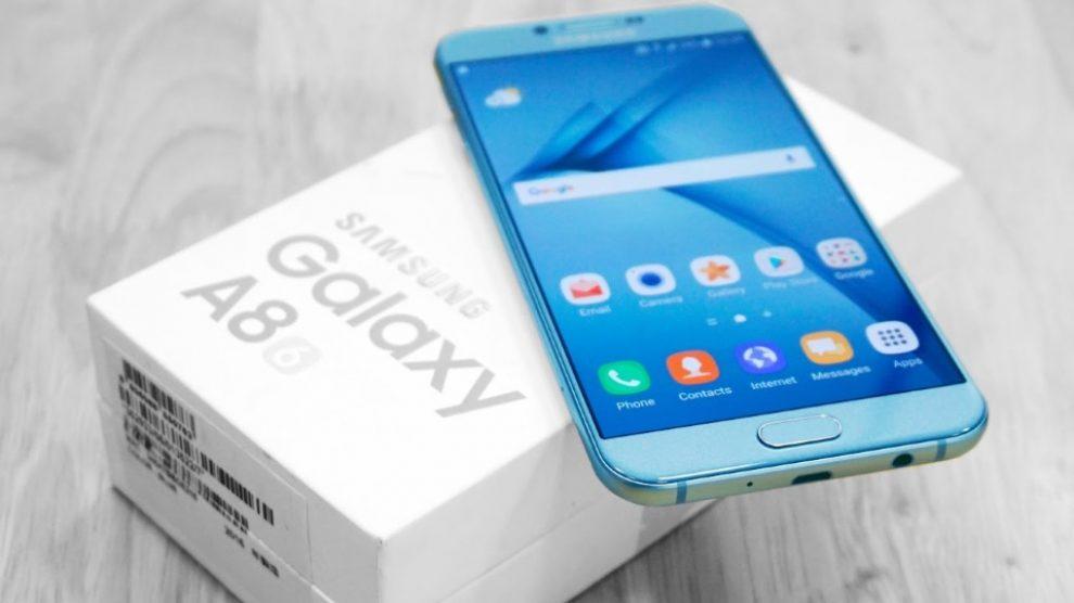 Samsung predstavio praktični Galaxy A8