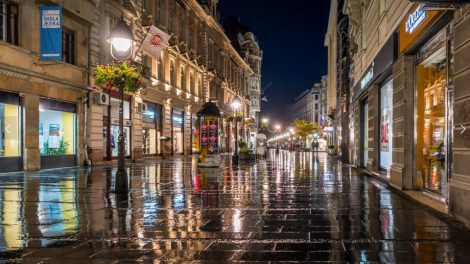 Humanitarna izložba Volim Beograd
