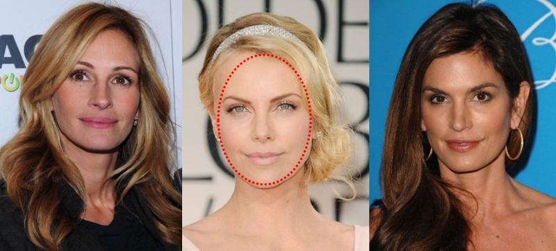 savršene obrve za ovalni tip lica