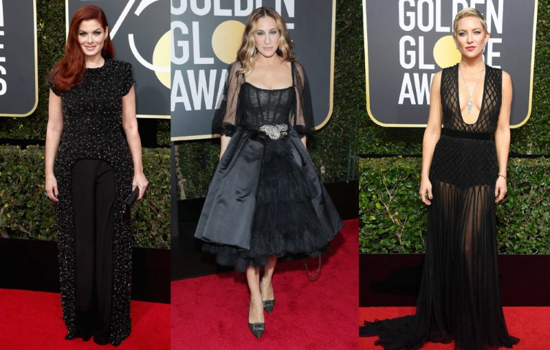 golden globes 2018 loše haljine
