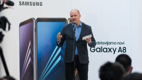 Samsung Galaxy A8 (2018) predstavljen u Srbiji